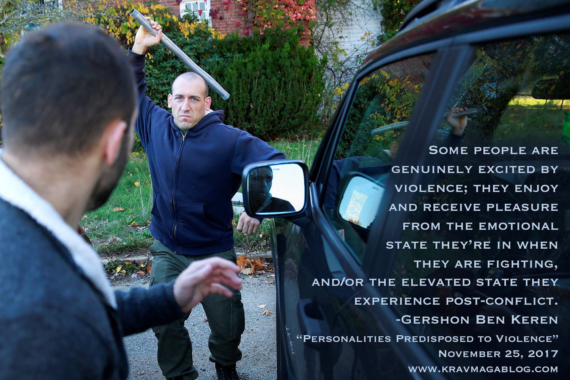 Personalities Predisposed to Violence