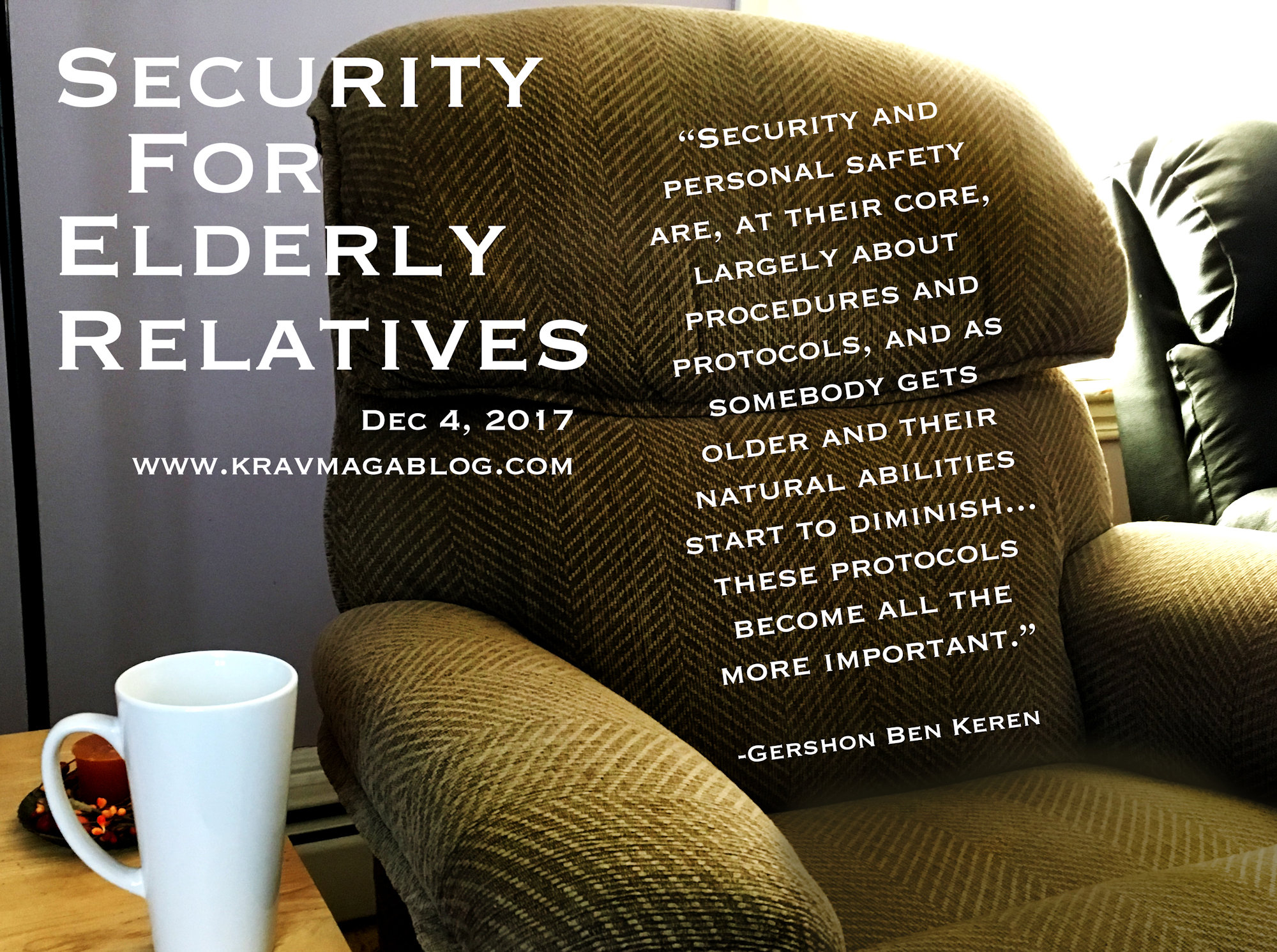 Security For Elderly Relatives
