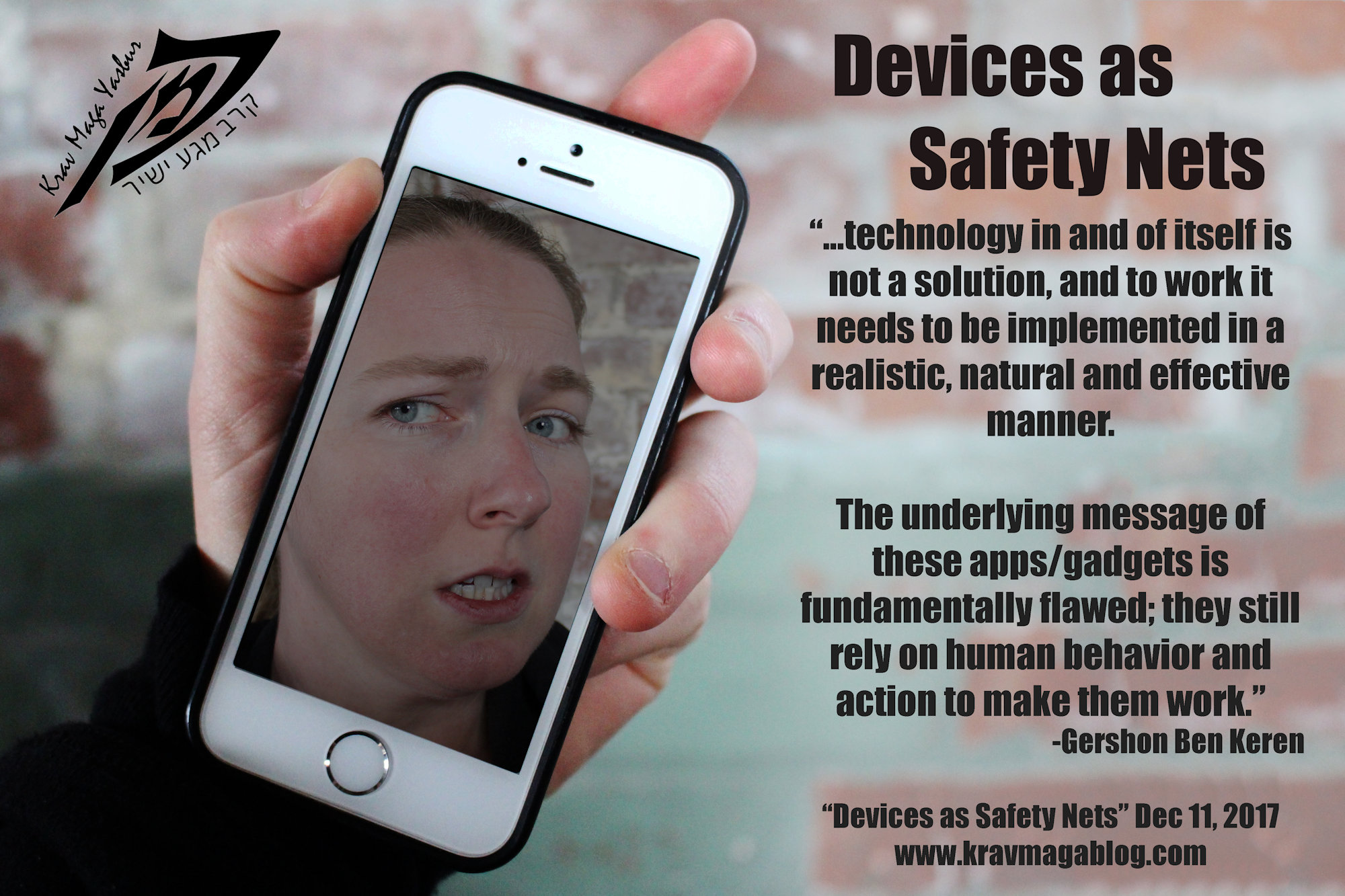 Devices As Safety Nets
